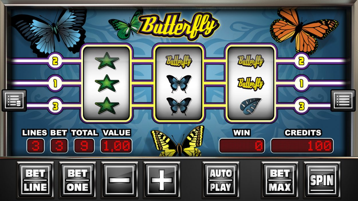 Butterfly slot game free demo