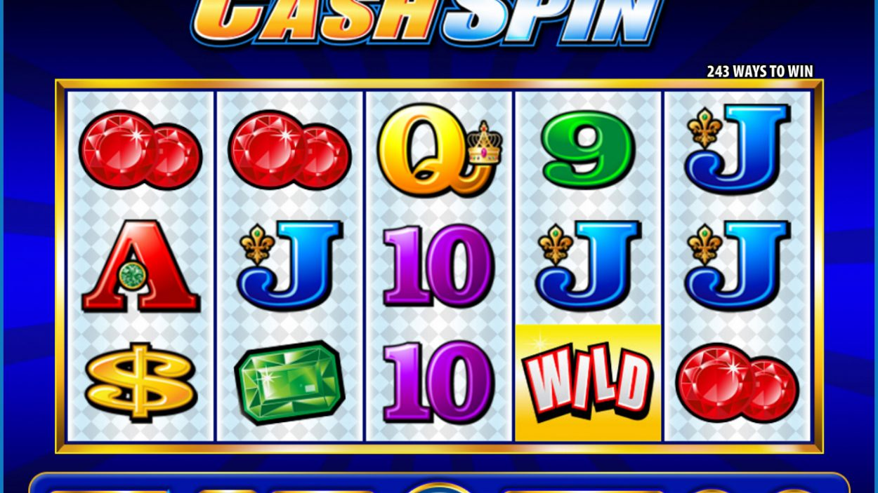 Cash Spin demo image