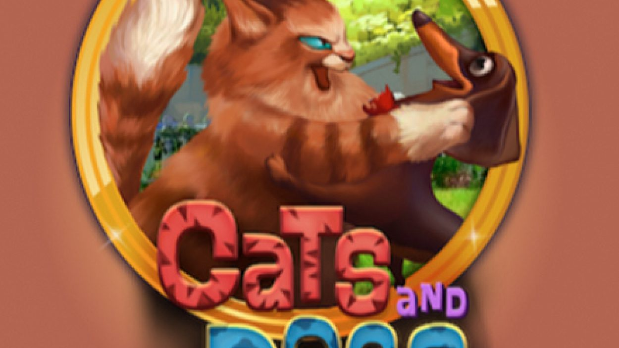 Cats and Dogs slot demo image