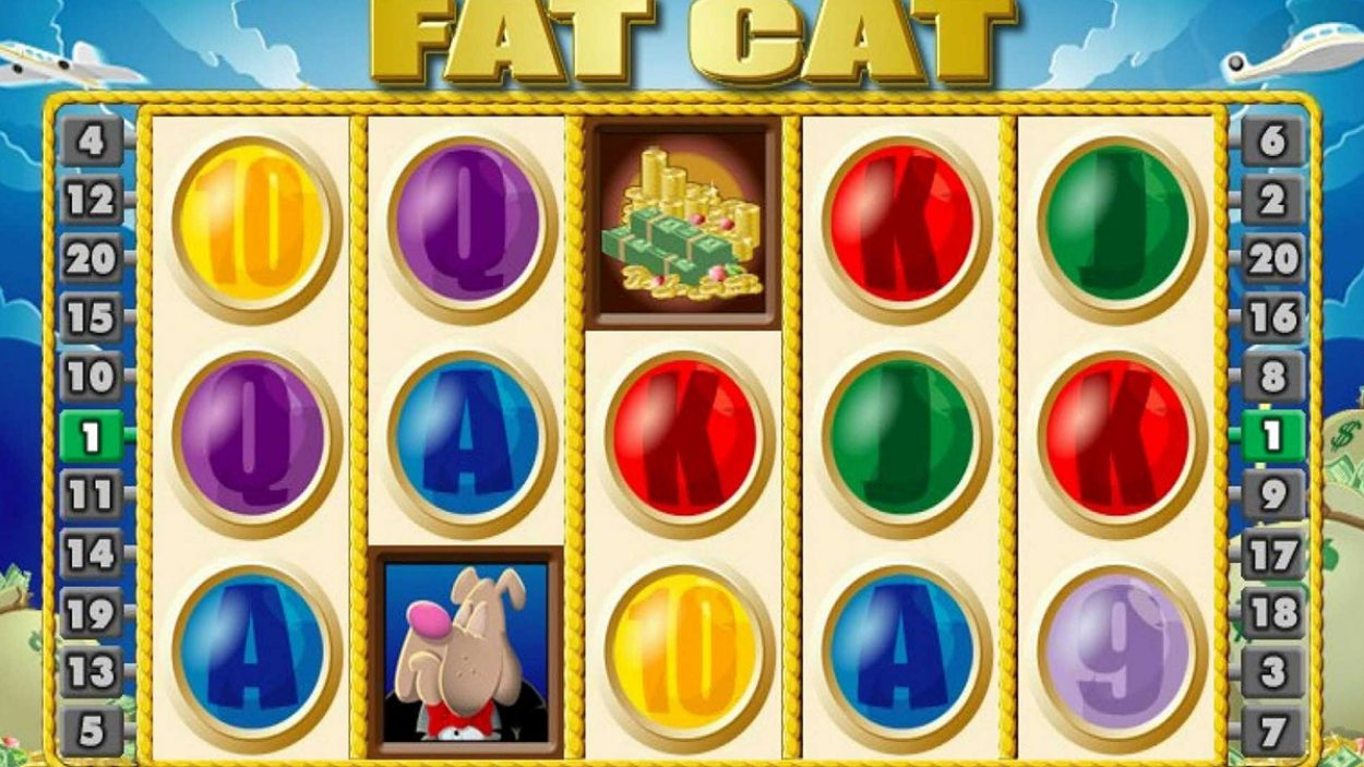 Fat Cat slots game preview