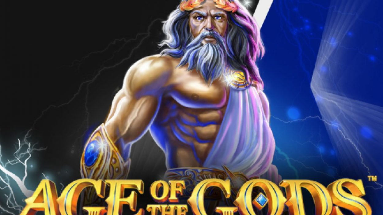 Age of the Gods Jackpot Screenshot