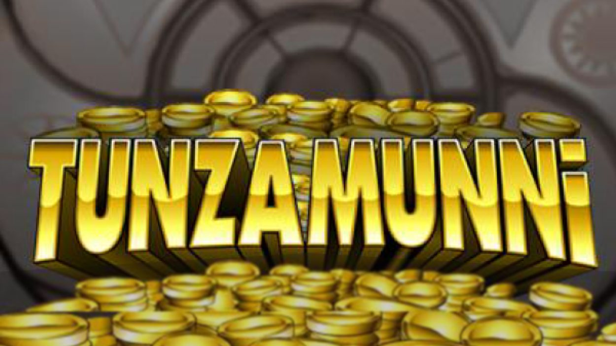 Tunzamunni Jackpot Screenshot
