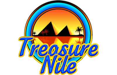 Treasure Nile Jackpot Logo